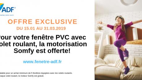 Fenetre PVC promotion │ Fenetre ADF